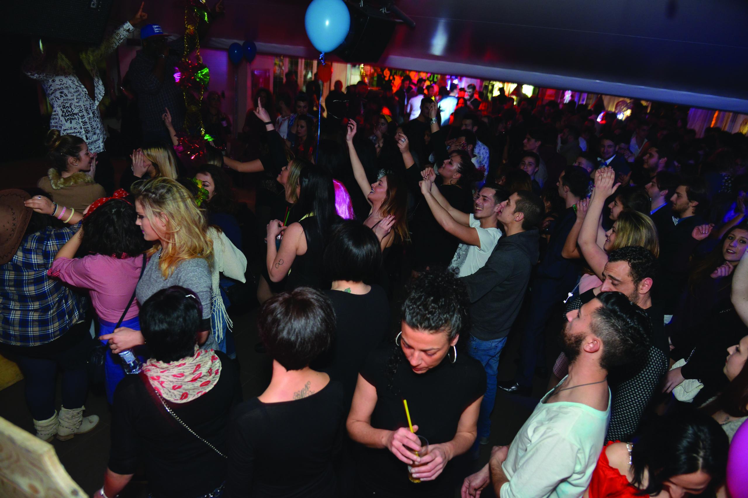 Apericena Live e Discoteca Pinar